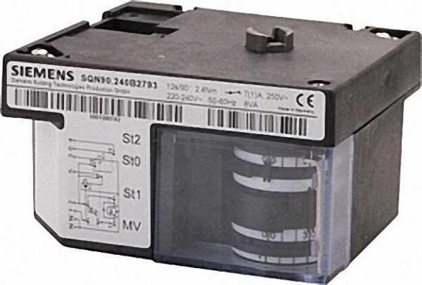 Stellmotor SQN90,240B2793 3003887 Riello RS 28-50