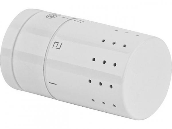 Design Thermostatkopf, Typ Sensitive Chrom