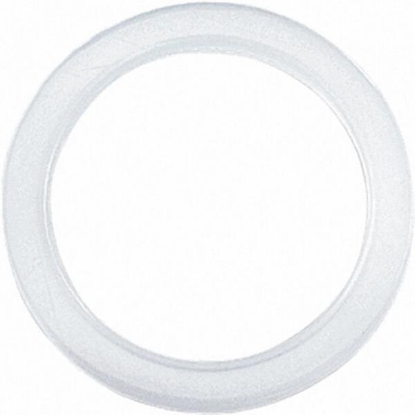 PE-Wassermesser-Dichtungen für Kaltwasserzähler 1 1/4'' 35 x 45mm 3mm stark