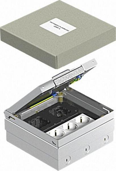 Geräteeinsatz UDHOME4V/V V2A 1 Stück