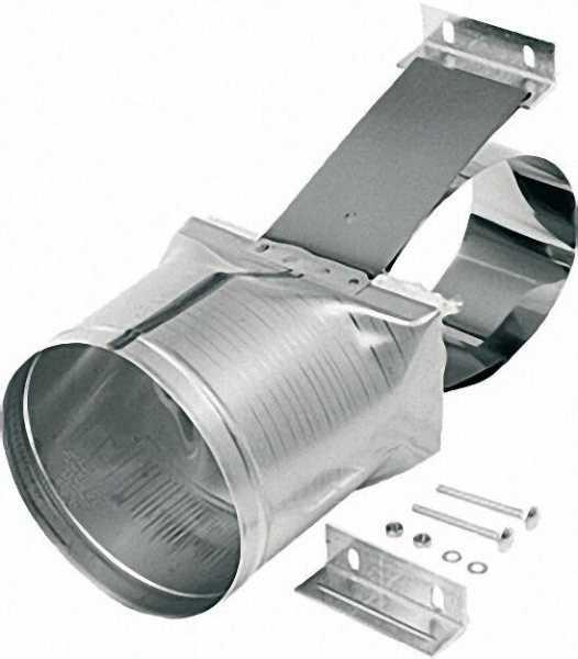 KW-Zugbegrenzer Anschluss-Stück A 180/000 universal bis 400mm durch
