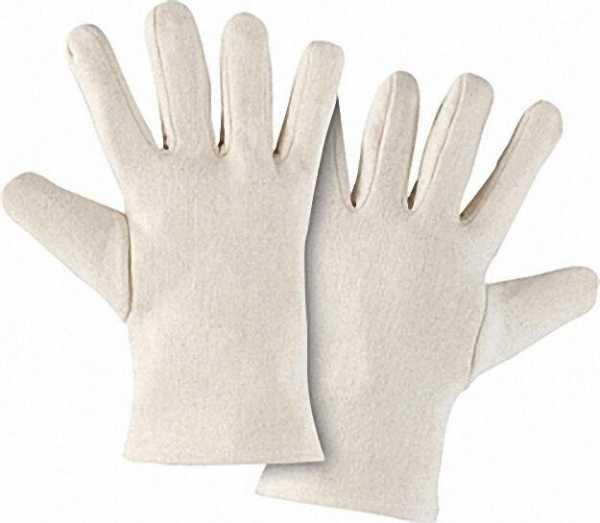 Arbeitshandschuh Baumwolle Größe S