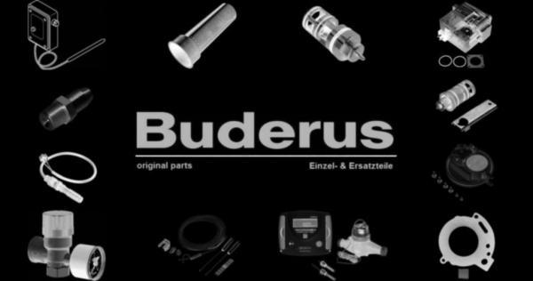 Buderus 5024043 Vorderwand G334X 14Gld kpl