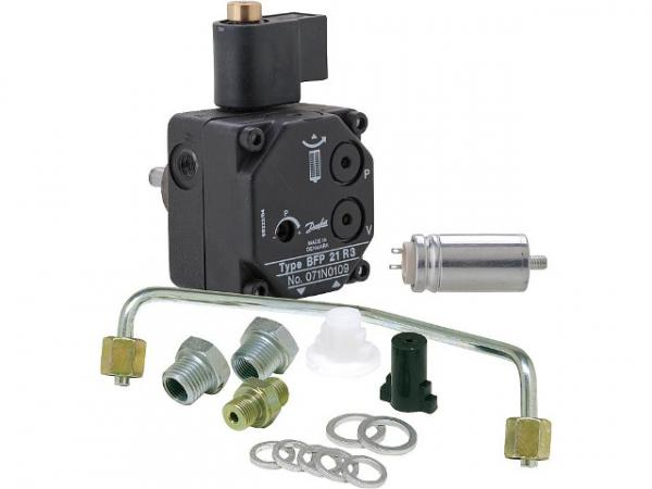 Umbausatz Nova 2er ohne Dropless mit Pumpe