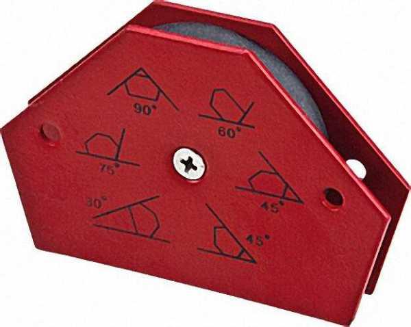 Permanent-Mehrfach-Winkel-Magnet Abmit 96 x 15 x 64mm klein 1 Stück