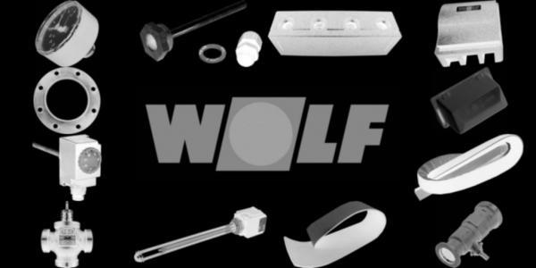 WOLF 2440150 Reinigungsbürste