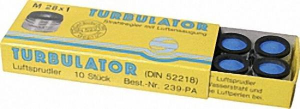 Perlator mit Luftansaugung M 28 x 1 AG 10 Stück mit Prüfzeichen