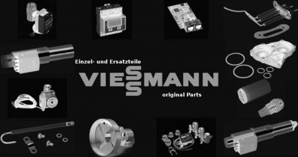 VIESSMANN 7810463 Dämm-Matte m.aufk.Glasgewebe weiss