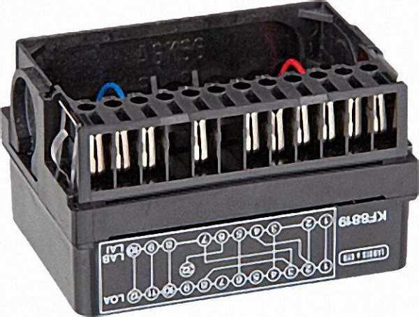 Adaptersockel KF 8819