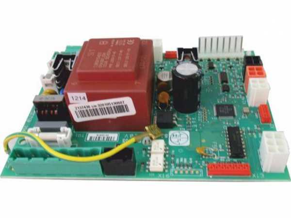 WOLF 2744536 Zentrale Steuerplatine CWL-300