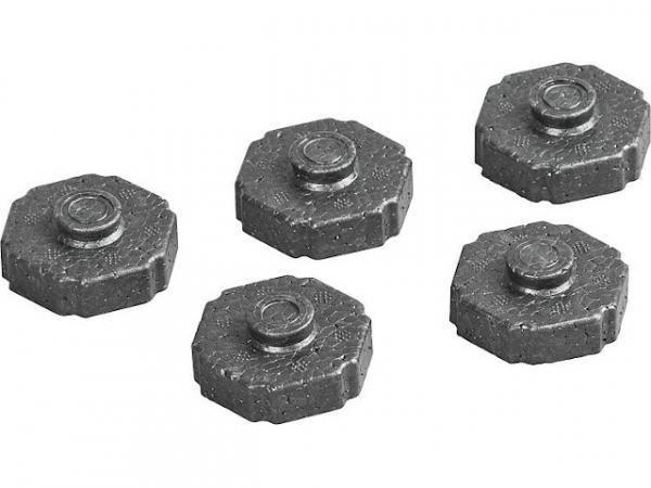 Niederhalter passend für XL-BOXX® um Maschinen zu fixieren, VPE 5 Stück