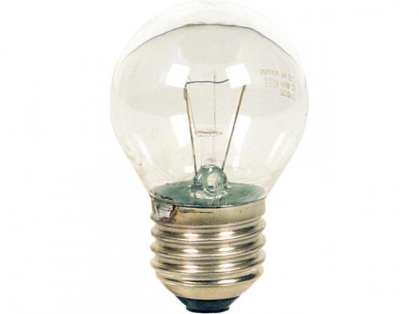 Backofen-Kugellampe max. 300°C, E 27/230V 40 W, klar