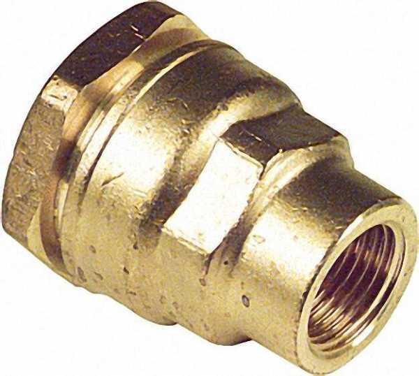 Anschlussverschaubung mit reduziert IG Typ 875 1/2''x25mm nicht für Gas geeignet