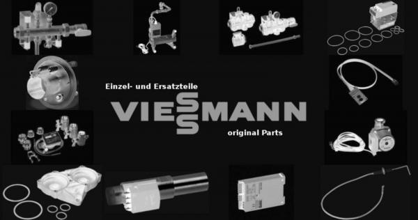 VIESSMANN 7822349 Kesselanschluss-Stück 80/125