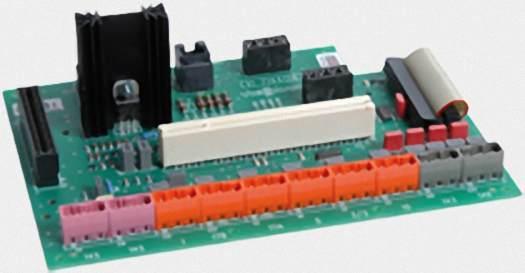 VIESSMANN 7820290 Grundleiterplatte Kleinspannung G-LP4