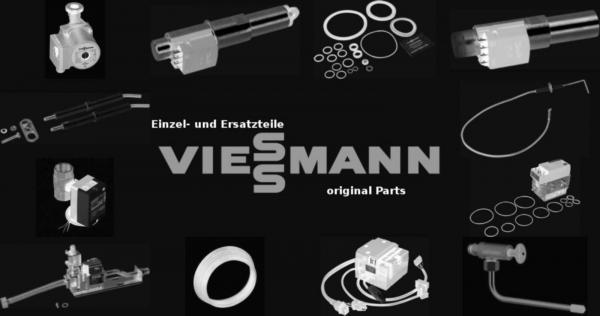 VIESSMANN 7835825 Gasanschlussrohr Zusatzbrenner