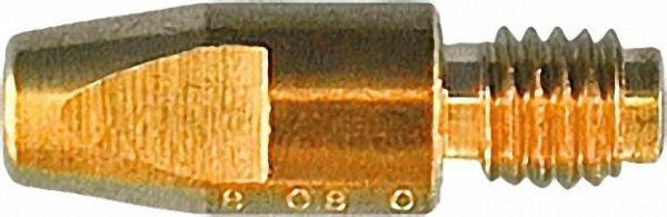Stromdüse für Schutzgasbrenner MD 5-x, 0, 8mm, M8
