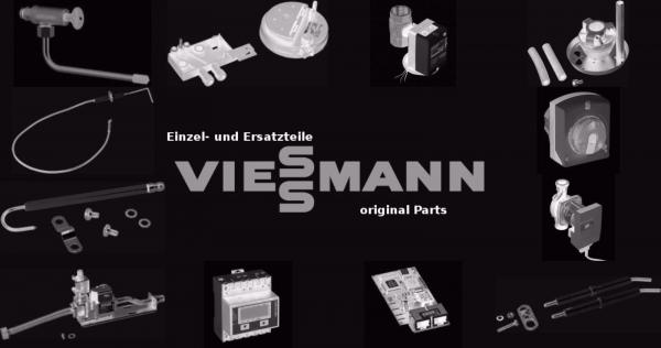 VIESSMANN 7831295 Dichtplatte Gebläse Gr. 2