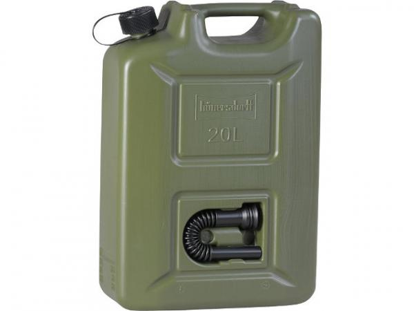 Profi - Kanister 20 Liter, Kunststoff 165x350x495mm