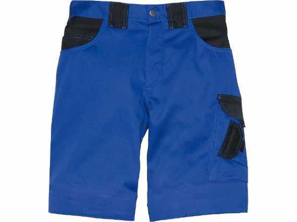 Bundhose kurz H805S/003 kornblau, Größe 56