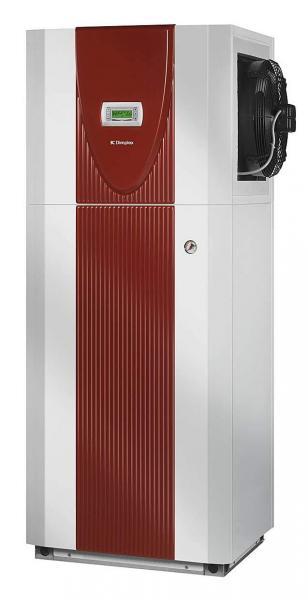 DIMPLEX 366030 LIK8TES Luft/Kompakt-Wärmepumpe mit 90° -Luftumlenkung