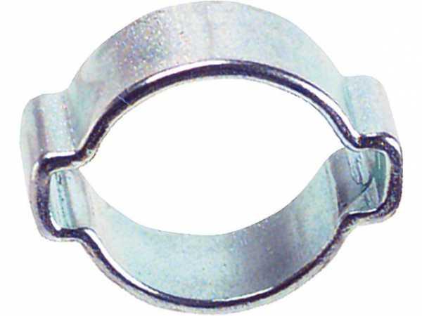 2-Ohr-Schlauchklemmen W1 13 - 15mm