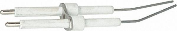 Zündelektrodensatz für Blaubrandmischeinrichtung Meku Anschluss 4,0mm