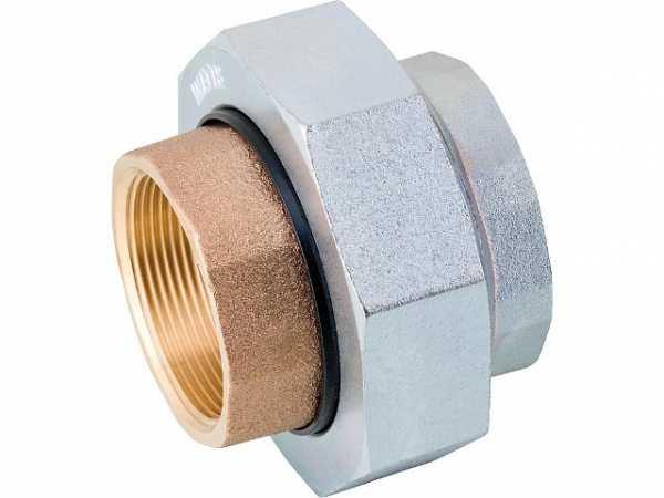 Isoliertrennverschraubung ISO-RID DF50, (2')