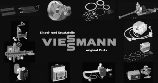 VIESSMANN 7810117 Strahlungsplatte für Brennerplatte