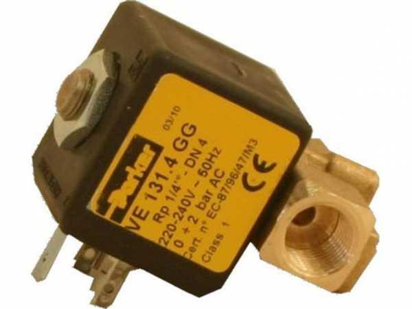 WOLF 8902445 Trennbrennermagnetventil(ersetzt Art.-Nr. 2796071)