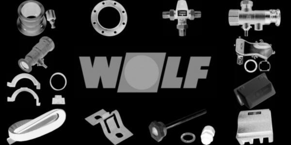 WOLF 1618120 Isolierung oben
