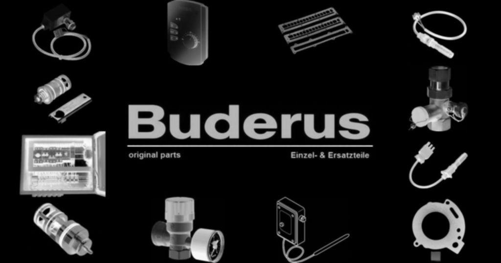 Buderus 85103246 Schwerkraftbremse SBO21 PN6 everp
