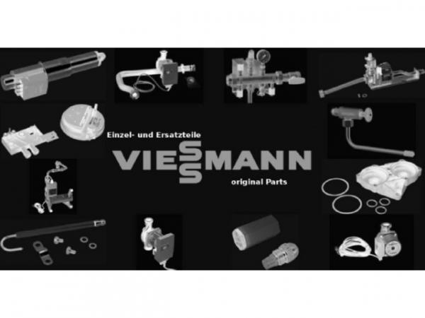 Viessmann Gehäuse Bedieneinheit Vitocal schwarz 7868631