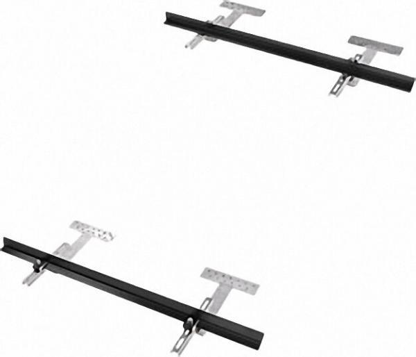 SUNEX Aufdach-Set WS A10 für 3 Kollektoren Biber/Schiefer