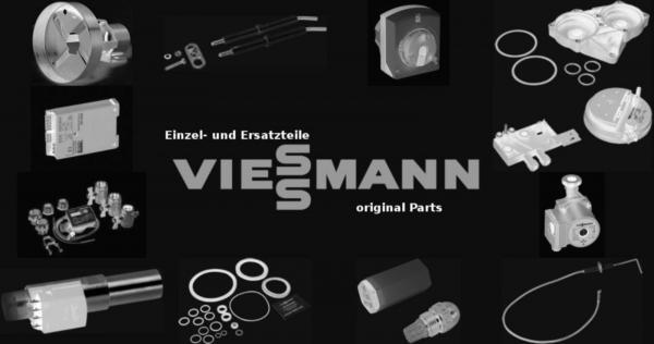 VIESSMANN 7306518 Verschlussgehäuse für Brennerhauben