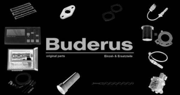 Buderus 63015199 Brennertür G115-17 BE everp