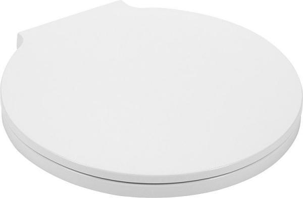 WC-Sitz YOU&ME mit Softclose, aus Duro- plast, Weiß