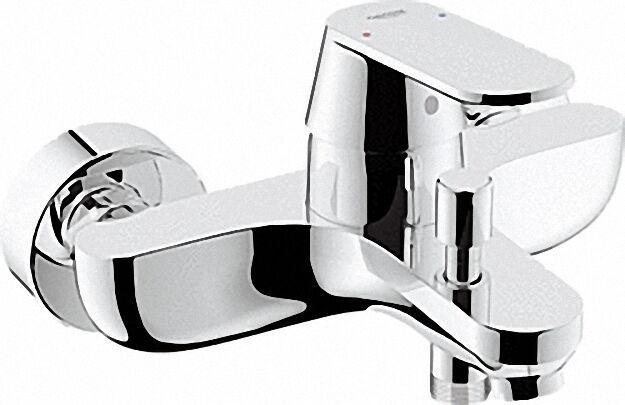 Einhand-Wannenbatterie Eurosmart Cosmopolitan Wandmontage