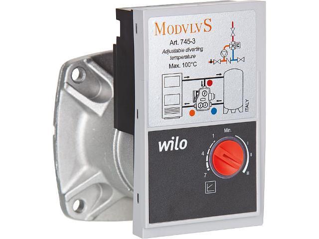 Ersatzmotor-pumpenkopf Wilo Yonos Para RS/7-KRC für Easyflow MCCS