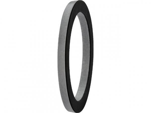 Brauseschlauchverschraubungs- dichtung 1/2',19x12x2mm, EPDM, VPE 50 Stück