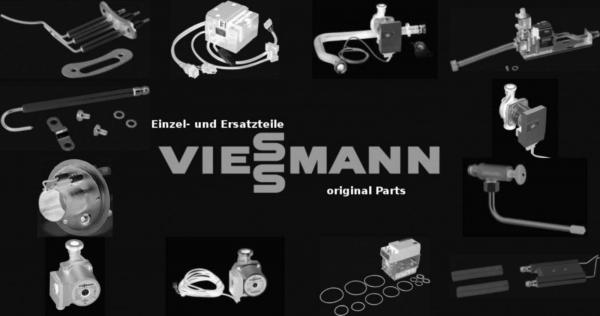 VIESSMANN 5100691 Messerwelle oben für Zerkleinerer