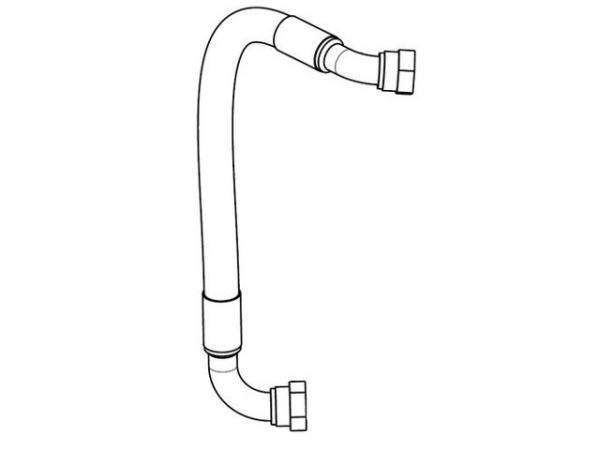 WOLF 2484775 Schlauch Rundkühler - Abgaswärmetauscher GTK-4