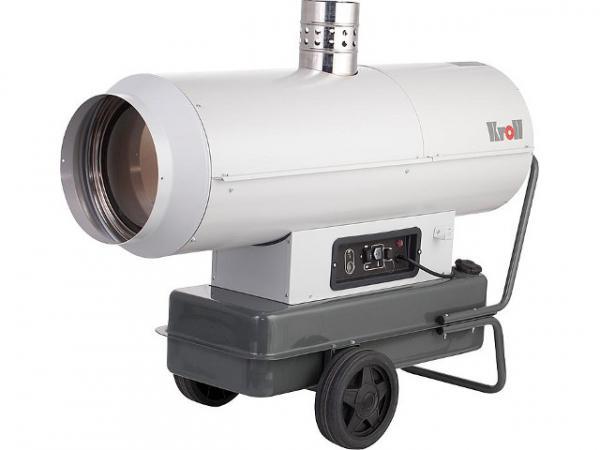 Mobiler Ölheizer MA91