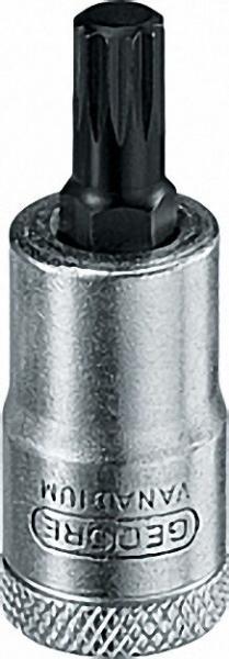 GEDORE Schraubendreher-Einsatz für Innenvielzahnschrauben XZN TYPE INX 30 6 17mm