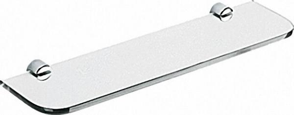SAM bono Ablagekonsolen, chrom, ohne Kristallplatte