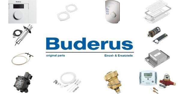 Buderus 7736614610 Logaplus Paket WPS 1-1 WPS 6-1 K, 1HK E plus, Puffer