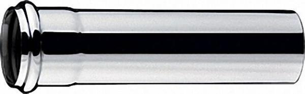 Verlängerungsrohr 32 Durchmesser aufgeweitet 1 1/4''x 125mm