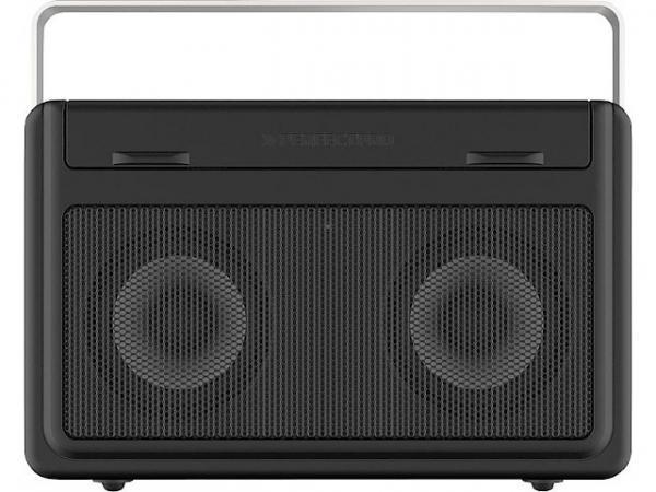 Baustellenradio Audisse mit Akku 2x15 W, UKW, DAB+, Bluetooth 2,1kg, 225x155x115mm