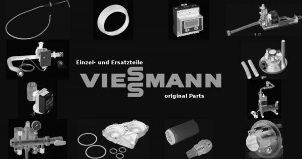 VIESSMANN 7820658 Schalterblende m. Anschlusskasten