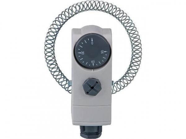 WATTS Anlegethermostat TC/N-RE außenliegende Verstellung